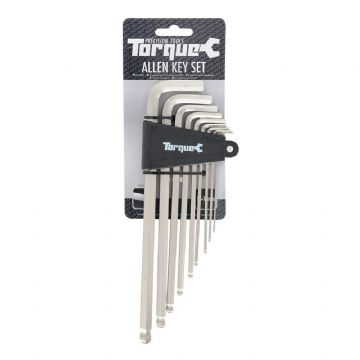 Torque Tools by Oxford Product Allen Key Set 1.5-10mm Ideal for Motorcycle Bike